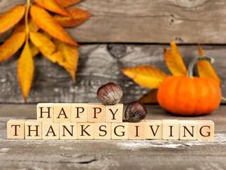 Thanksgiving! Você sabe como agradecer em inglês?