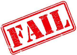 """O que significa """"FAIL""""?"""