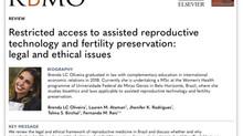 [Artigo] Acesso restrito à tecnologia de reprodução assistida e preservação da fertilidade