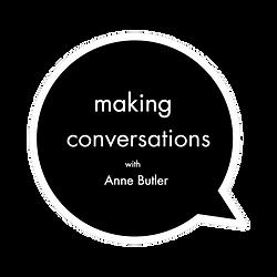 Anne Butler Ceramics Making Conversation
