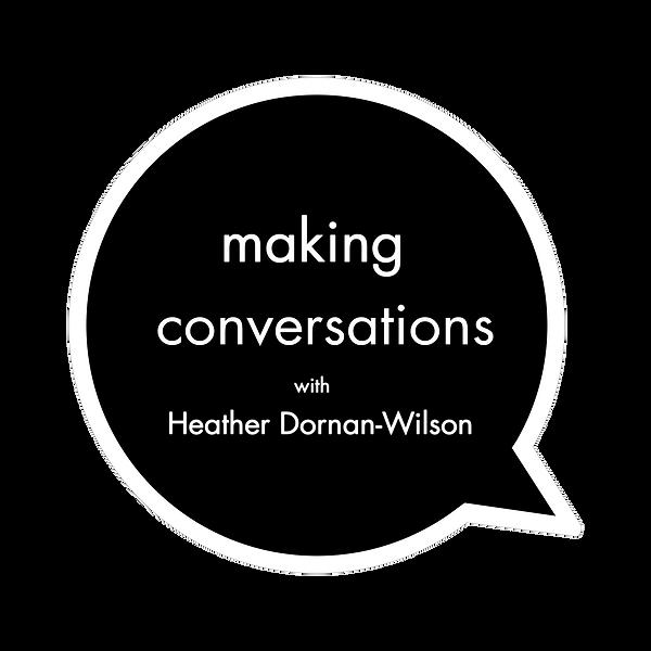 Heather Dornan Wilson Logo Making Conver