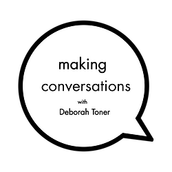 Deborah Toner Textiles Homeware Making Conversations Podcast Episode