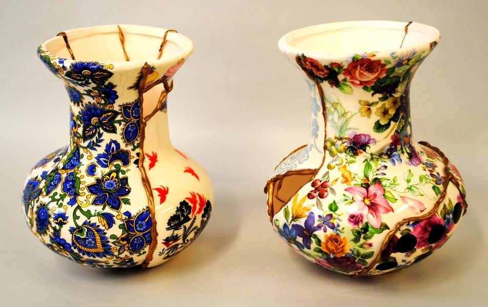 Fragment Vase Jemma Millen Ceramics Hand