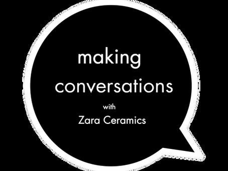 Zara Ceramics: Series 02 - Episode 01