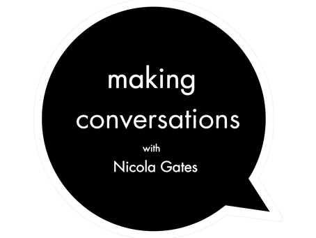 Episode 004 - Nicola Gates