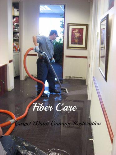 Fiber Care Carpet Water Damage Restoration Kuala Lumpur and Selangor