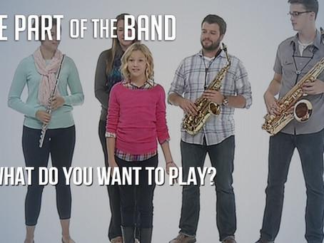 """สหพันธ์ฯบรรลุความร่วมมือกับโครงการ """"Be Part of the Band"""" และ """"Be Part of the Music&qu"""