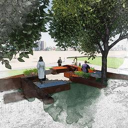 public memorial green park darlinghurst