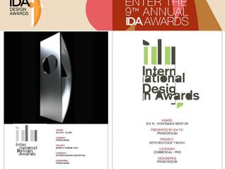2016 IDA DESIGN AWARD (US), Winner