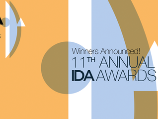 2017-2018 The 11th IDA_International Design Awards(US) - Winning