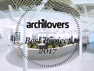 archilovers (ITA) Best Project 2017