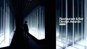 """Our project """"Infinity Bamboo Forest"""" is shortlisted for the Restaurant & Bar Design Aw"""