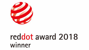 2018 Red Dot Design Awards (DE)