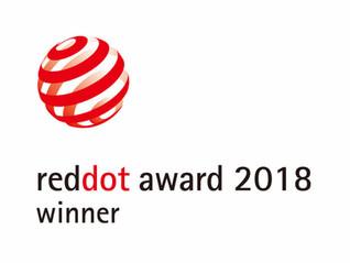 2018 Red Dot Design Awards (DE)