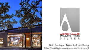 A'Design Award 2015-2016 (ITALY) Silver Award Winner