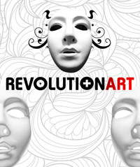 ​Revolution Art  August_2013_issue43