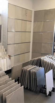 Large Tile Showroom