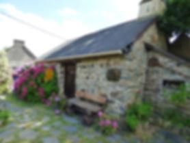 Location Gîte Le Penty du Breuil Lopérec Finistère Bretagne