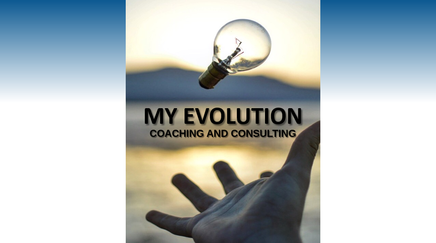 Web Page Home Page My Evolution Coaching