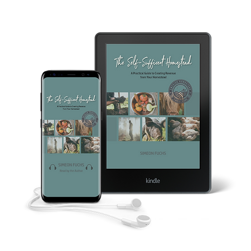 Audiobook & eBook - The Self-Sufficient Homestead