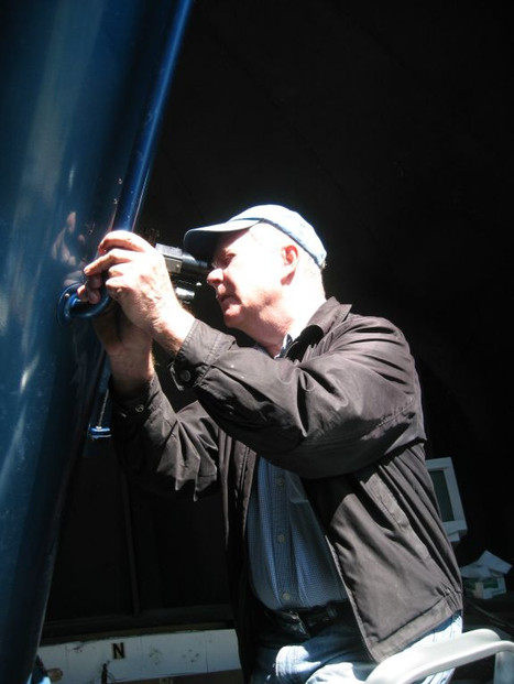 Solar Viewing on Astronomy Day