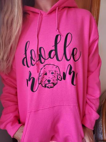 doodle hoodie