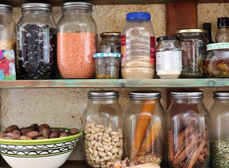 זרעים מארון המטבח - זרעי ירקות קיץ שיש בבית