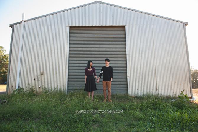 Tanya & Bruce | Couples Shoot