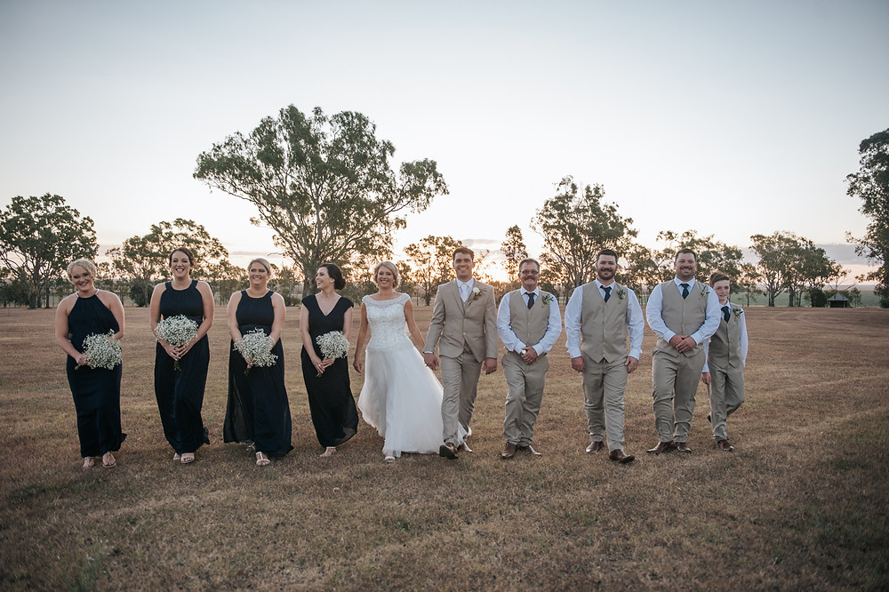 Jay Brosnan Photography | Adora Downs Weddings | Toowoomba Wedding | Toowoomba Wedding Photographer | Adora Downs Wedding Photographer | Brisbane Wedding Photographer