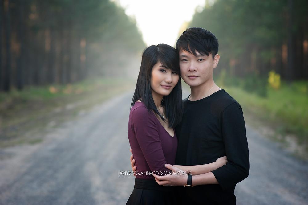 Jay Brosnan Photography | Sunshine Coast Photographer | Couples Photographer | Couples shoot | Portrait photographer | Brisbane portrait photographer | Brisbane couples shoot | Engagment photographer