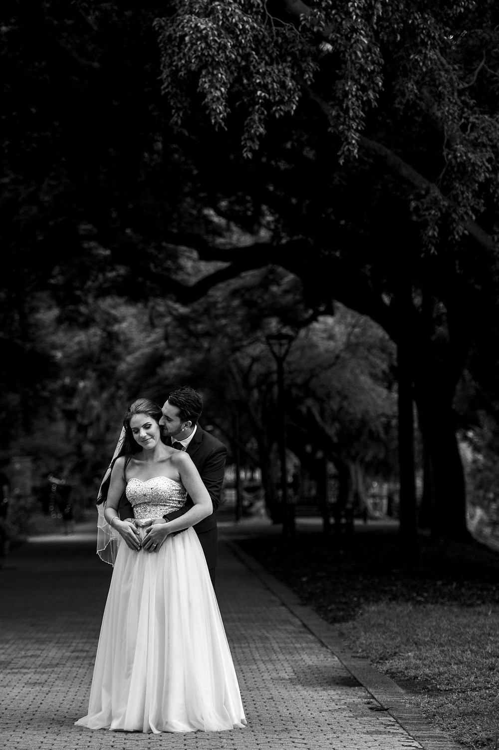 Jay Brosnan Photography | Brisbane Wedding | Brisbane Wedding Photographer | Sunshine Coast Wedding | Sunshine Coast Wedding Photographer | Botanical Gardens | Jay Brosnan | JBP