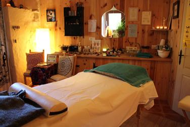 Notre salle de massage