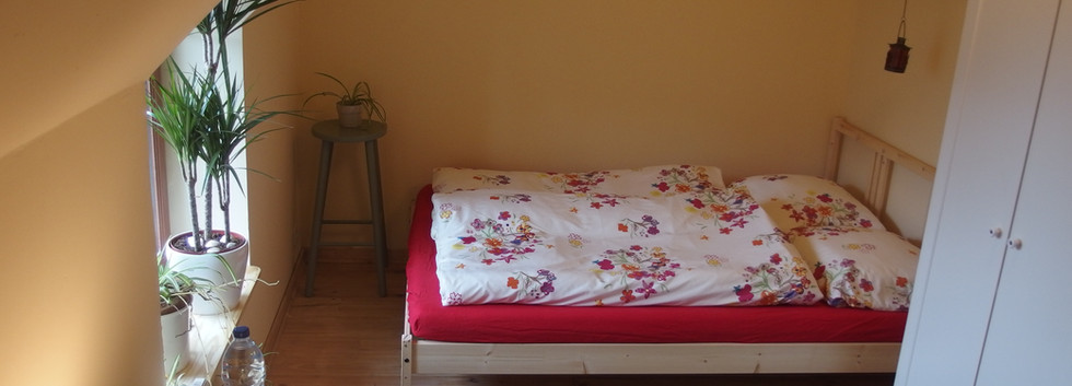 Das zweite Doppelzimmer