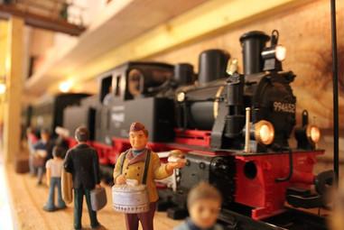 Unsere kleine Eisenbahn