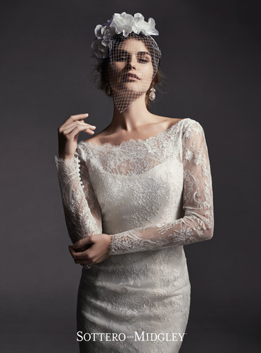 Design Collaboration with Sottero and Midgley