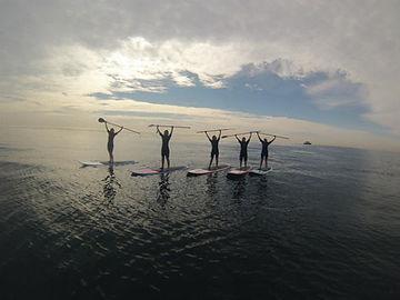 Paddleboard Tour in Malibu, Paddle Board Tour in Malibu, SUP Tour in Malibu