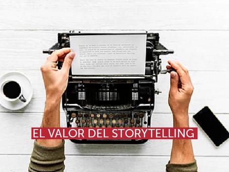 El valor del storytelling