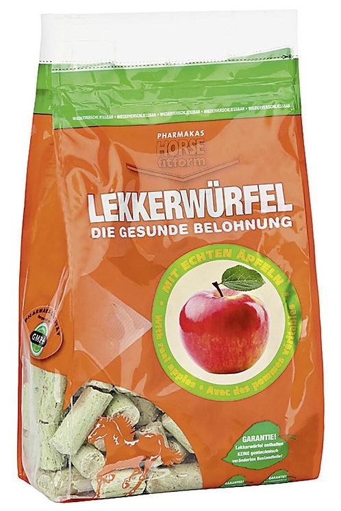 LEKKERWÜRFEL Apfel