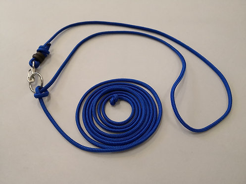 2 in 1 rope - lunge & neck ring