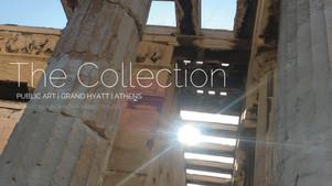Grand Hyatt Athens Art Curation