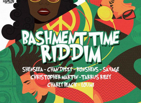 Bashment Time Riddim megamix