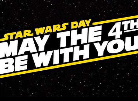 """Bonne journée """"Star Wars"""" à tous !"""