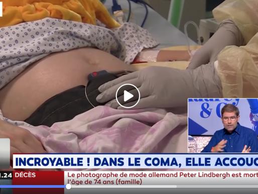 En état de mort cérébrale depuis 117 jours, une femme donne naissance à une fille