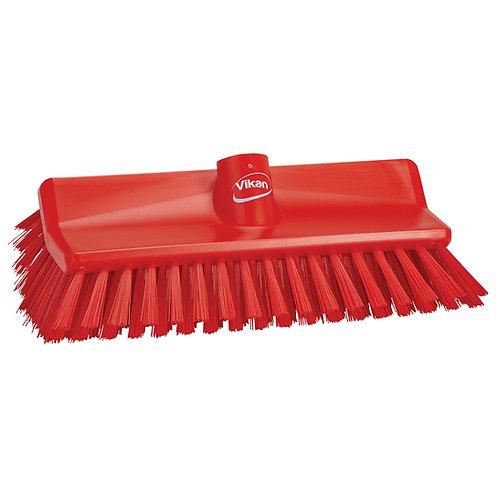 Vikan Red High-Low Brush