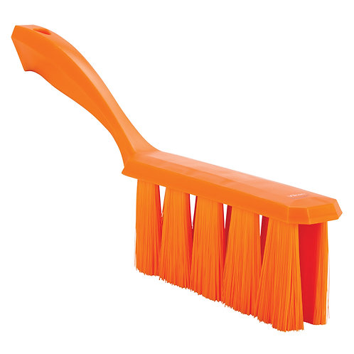 Vikan Orange UST Bench Brush - Soft