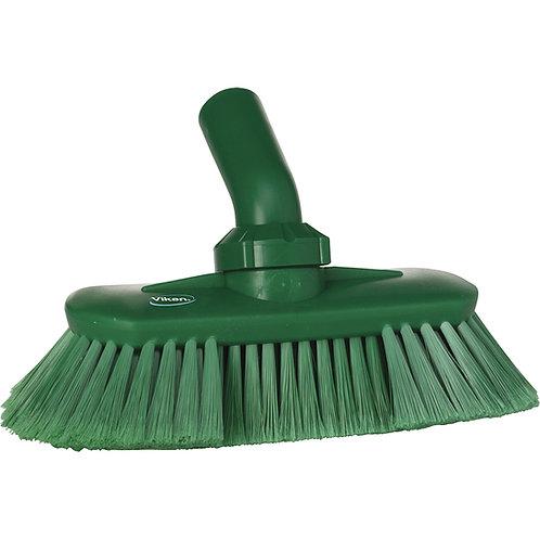 Vikan Green Angle Adjustable Brush