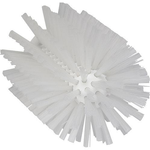 "Vikan White Tube Brush - 3 1/2"""