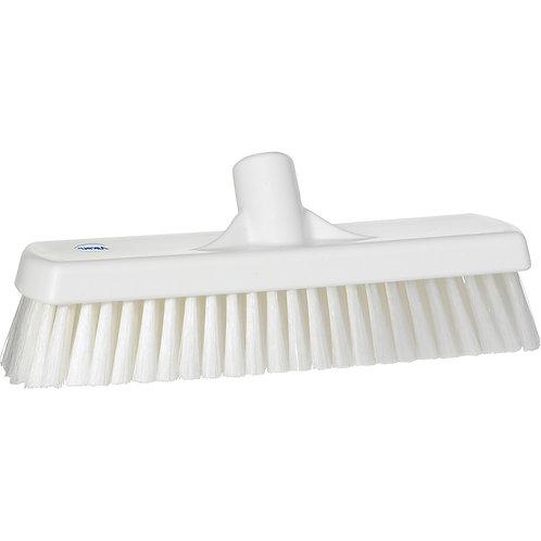 Vikan White Wall Wash Brush - Soft Bristled