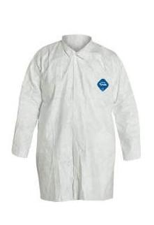 Dupont Tyvek Labcoat w/o Pockets