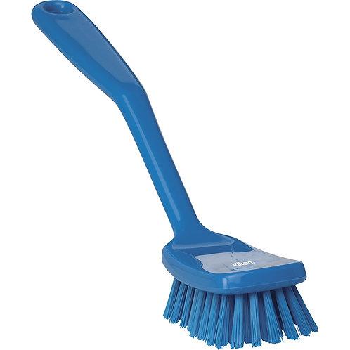 Vikan Blue Small Utility Brush - Stiff